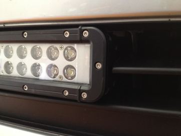 Number plate light bar led light bar also mounting a number plate light bar is an easy task you just need to remove the number plate using the existing mounting points on mounting markers mozeypictures Images